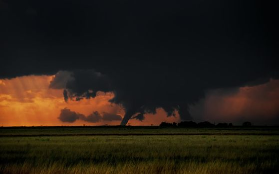The Campo Tornado of 2010 by MattGranzPhotography