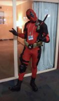Deadpool Back For More by sentinel28a