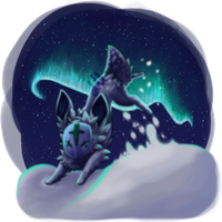 Dashing Through Lights and Snow [Contest Entry] by destinedMagikarps