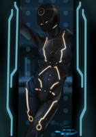 TRON by AntiSpiral99