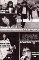 Brian in Japan by mamacros