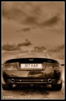 Aston Martin DB9 II by slick007nick
