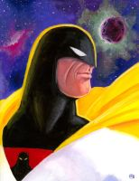 Space Ghost by viperxmns