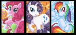 My little Pony ACEO's by Aiko-Mustang