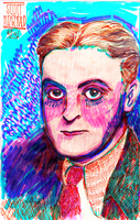 SCOTT FITZGERALD by rompopita