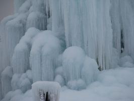 Frozen Fountain 1 by ItsAllStock