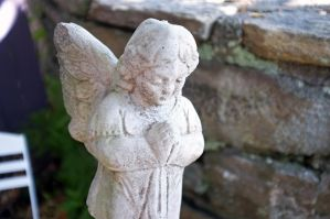 Angel in the Healing Place by rdswords