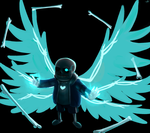sans seraph by TheTogekiss