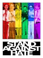 Stand Against Hate by beatsofpeace