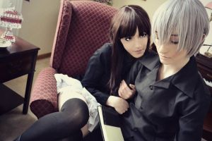 Vampire Knight: Two Lovers by theDarkestSin