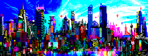 ZX Cosmopolis by Retronator