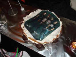 Tokio Hotel Cake by The-Doll-Factory
