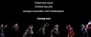 Avengers Assemble Loki's Redemption poster 9 by Purewhitedevil