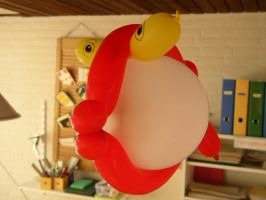 Balloon Figure 4 - Fish again by zommy