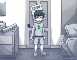 Homestuck by GreenMangos