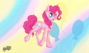 Pinkie Pie by Stepzzi