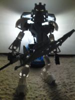 Customized Takanuva redone by AuraShaman