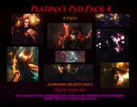 Psd Pack 4 By Platina by Platinification