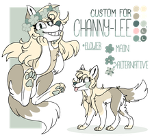 Design-Trade | Channy-Lee by Jhonskii