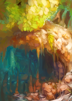 cave by P-cate