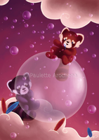 Bubble Blowers by parochena