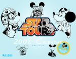 Star Tours 2008 Calendar by Thumper-001