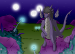 AT: Under the nightsky of a past era by Ximeon