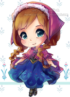 Anna by Marmaladecookie