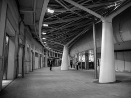 Kings Cross concourse by daliscar
