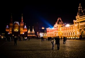 moscow red square by moitisse