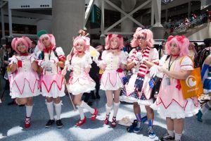 PMMM Gathering - Madoka by EriTesPhoto