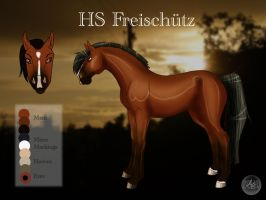 Freischuetz - Sheet by Pestdoktor