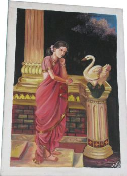 Indian Painting by RaginiAnand