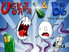 Ugovaria and Bob- The Quest by Ugovaria