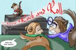 Rock And Roll - KicsterAsh by AlvinandTheChipmunks