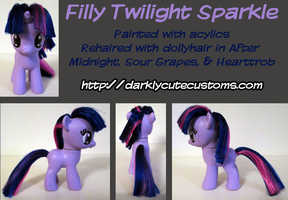 Filly Twilight Sparkle by Kanamai