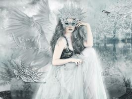 The fairy Snow Angel by annemaria48