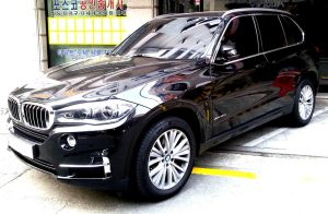 The All New BMW X5 Luxury SUV by toyonda