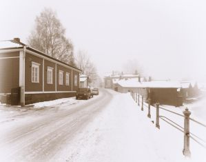 Porvoo old town by MissLumikki