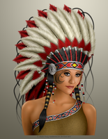 Native American 2009 by VooDoo4u2nv