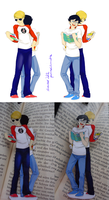 BOOKMARK weird stonk by paranoidiomatic