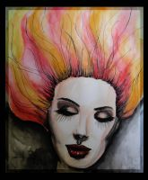 I'm made of fire by carly2009