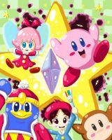 Kirby 64: Crystal Shards by shucakes