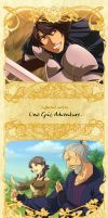[[ Sun and Moon Stories ]] by Zue