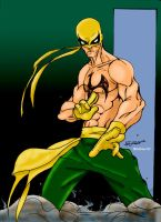 Iron Fist by Blindman-CB