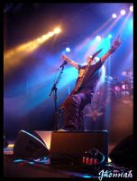 Children of Bodom, Alexi 75 by jhonnah
