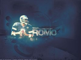 Tony Romo by K1lluminati