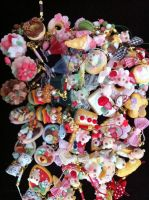 hand made sweets deco straps by tandolcedeco