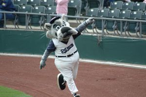 Sparky runs the bases by britelitephoto