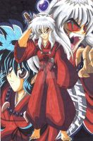 Inuyasha: Between two worlds by d13mon-studios